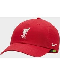 Nike Liverpool F.c. Heritage86 Hat - Red