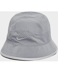 Nike Dri-fit Bucket Hat - Grey