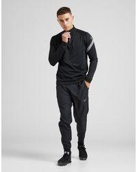 Nike Essential Woven Running Track Pants - Black