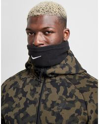 Nike Snood Fleece Scarf - Black