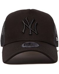 724a6c74851 Lyst - Ktz Mlb New York Yankees 9forty Cap in Black for Men