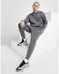 Nike Foundation Fleece Sweatpants - Grey