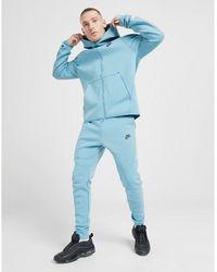 Nike Tech Fleece Sweatpants Men's - Blue