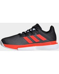 adidas - Solematch Bounce Hard Court Shoes - Lyst