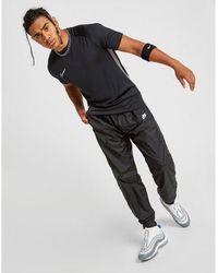 Nike Hoxton Woven Track Trousers - Black