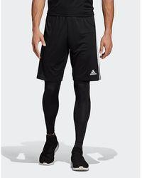 adidas Originals Tiro 19 Two-in-one Shorts - Black