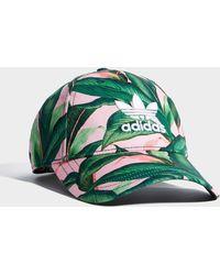 adidas Originals - Tropical Baseball Cap - Lyst