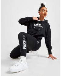 Nike Air Fleece Sweatpants - Black