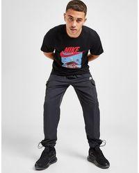 Nike Woven Cargo Track Pant - Black