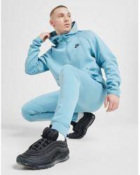 Nike Tech Fleece Windrunner Hoodie Men's - Blue