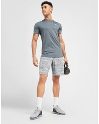 Under Armour Short MK1 Grid Homme - Gris