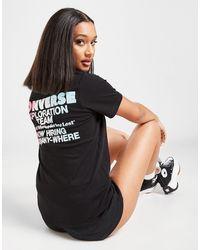 Converse Explore T-shirt - Black