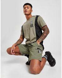 adidas Originals Id96 Cargo Shorts - Green
