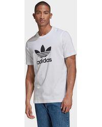 adidas Originals - Adicolor Classics Trefoil T-shirt - Lyst