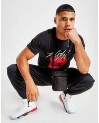 Nike Airborne Cross Body Bag - Black