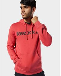 Graphic Series Training Hoodie Red