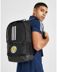 adidas Scotland Backpack - Black