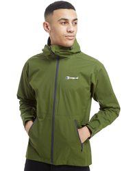 Berghaus Stormcloud Full Zip Jacket - Green