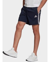 adidas Aeroready Essentials Chelsea 3-stripes Shorts - Blue