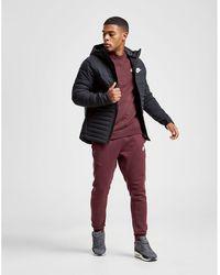 Nike Sportswear Hooded Down Jacket - Black