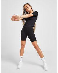 Nike Core Swoosh Cycle Shorts - Black
