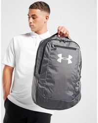 Under Armour Hustle Backpack - Gray