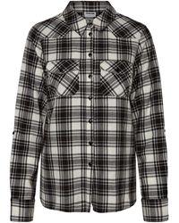 Noisy May - Freizeithemd Nmerik L/S Shirt Bg - Lyst
