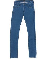 Lee Jeans Jeans Luke Slim Tapered Fit - Blau