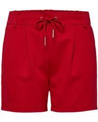 ONLY Poptrash- Shorts - Rot