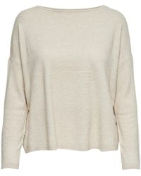 ONLY - Langarm Pullover Pulli ONLBRENDA L/S - Lyst
