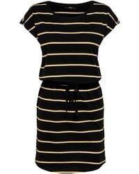 ONLY Kleid onlMAY S/S DRESS - Schwarz