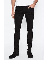 LTB Smarty Skinny Fit Black Used - Zwart