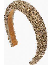 Jennifer Behr - Suzette Headband - Lyst