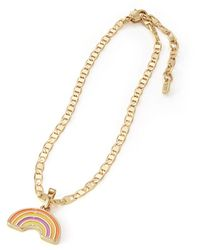Jenny Bird Pizza Slice Charm - Multicolour
