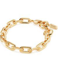 Jenny Bird Toni Link Bracelet - Small - Metallic