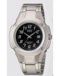 Casio Watch - Casio Quartz Watch Mtp 3036a 1av - Lyst