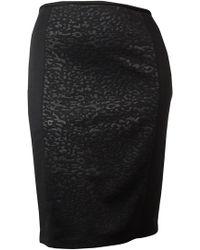 CALVIN KLEIN 205W39NYC - Front Design Skirt (0 - Lyst