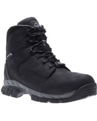 """Wolverine - Glacier Ice Epx Waterproof 6"""" Comp Toe Boot - Lyst"""