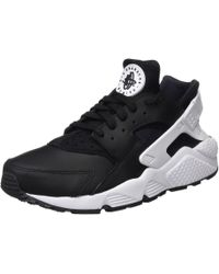 Lyst Nike Air Huarache Running Shoes in Gray for Men Save 6%