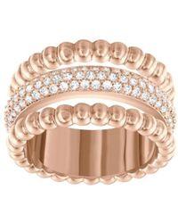 Swarovski - Click Ring - 5139651 - Lyst
