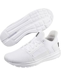 4471f88d96a Lyst - PUMA Enzo Street in White for Men