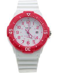 21088736e6b Lyst - G-Shock Womens Dive Series Diver Look Watch in Metallic