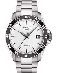 Tissot - T106.407.11.031.00 V8 Swissmatic Watch 42.5mm Stainless Steel - Lyst