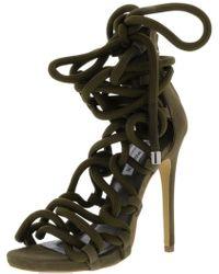 961c775f9c1 Steve Madden - Dancin Nubuck Fashion Sneaker - 5.5m - Lyst
