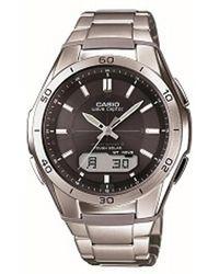 G-Shock - Waveceptor Solar Atomic Ana-digi Watch - Lyst
