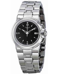Tissot - Sport-t Lady Quartz Black Dial Ladies Watch T0802101105700 - Lyst