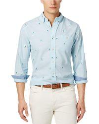 Tommy Hilfiger - Critter Button Up Shirt - Lyst