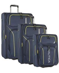 Nautica - Unisex Airdale 3-piece Expandable Spinner Set - Lyst