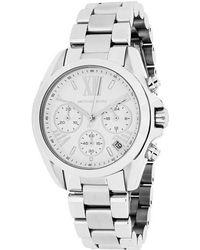 edde2be3c8e2 Michael Kors - Mk6174 Bradshaw Stainless-steel Watch - Lyst