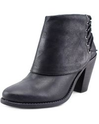 Jessica Simpson - Caysy Women Us 11 Black Ankle Boot - Lyst